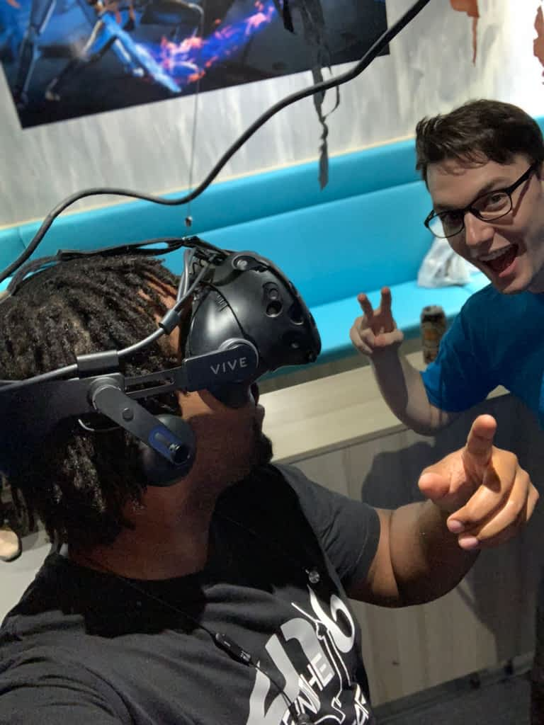 Toronto VR Lounges like VRPlaying provide great fun