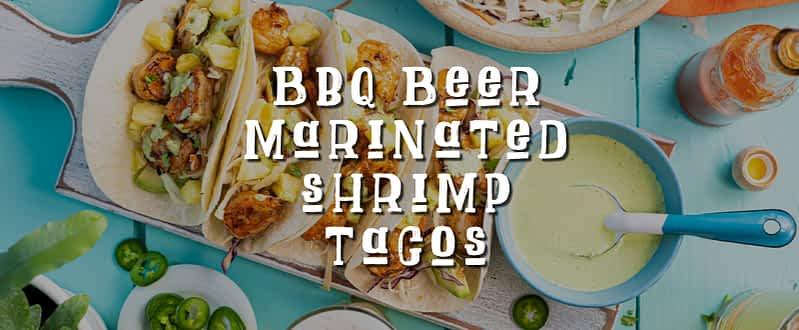 BBQ Shrimp Tacos recipe